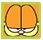 Garfield-met mouseover